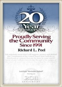 20 Year Anniversary 2011