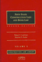 Fifty States Construction Law and Bond Law