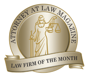 Attorney at Law Magazine - Law Firm of the Month